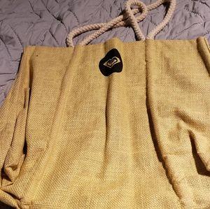 Roxy Hemp Beach Bag